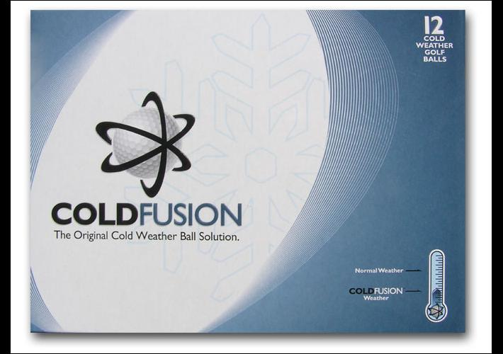 ColdFusion Golf Cold Weather Golfboltar